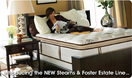 Stearns Amp Foster Estate Line Mattresses Sheely S